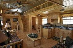 Little Amish cabin from a DIY kit for $16,500.  Wow!