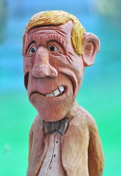 Wood Carving funny
