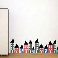 Casitas+Wall+Vinyl+Decals+Art+Graphics+Stickers+by+sixunderatree,+$22.00