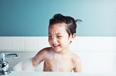 Toddler Bath Time Fun