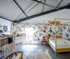 IsoBoard ceilings regulates the temperature of a bedroom, making it feel warmer in winter and cooler in summer. Installing IsoBoard in your baby's bedroom will ensure they are comfortable and healthy.
