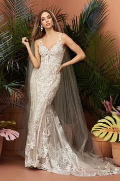 Wtoo Bridal + Wedding Dresses a&bé bridal shop Fitted Wedding Gown, Luxury Wedding Dress, Wedding Dress Sizes, Bridal Wedding Dresses, Dream Wedding Dresses, Designer Wedding Dresses, Bridal Style, Lace Wedding, Backless Wedding