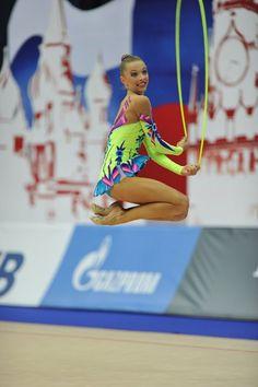 Melitina Staniouta of Belarus