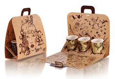 Creative Designs Of Paper Bags And Boxes | Top Design Magazine - Web Design and Digital Content