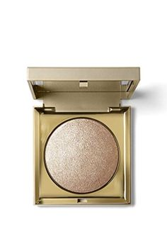 (Product review for stila Heaven's Hue Highlighter, Kitten, 0.35 oz.). Bouncy-to-the-touch, these unique, radiance-enhancing highlighters are gossamer-light and melt into skin for a barely-there feel. Ultra-fine, light diffusing particles help skin look alit from within with a soft, luminous, natural-looking glow. 3 divine shades: Kitten: Stile's iconic...