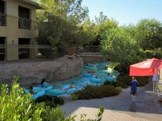 Westin Kierland Villas: Lazy River