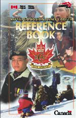 Royal Canadian Army Cadet Reference Book Canadian Army, Highlanders, Reference Book, Calgary, Military, Books, Libros, Book, Book Illustrations