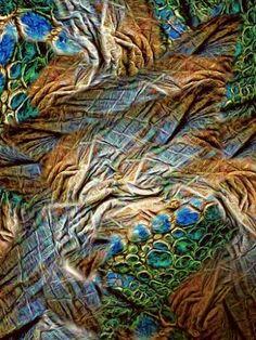 """Saatchi Art Artist Alma Lee; New Media, """"Twisted Roots"""" #art"""