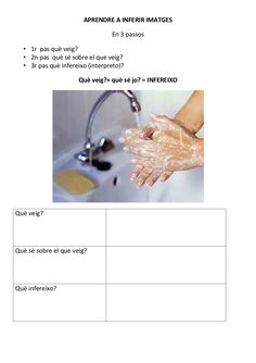 Activitats per aprendre a inferir imatges by Beatriu Palau via slideshare Acl, Teaching Spanish, Language, Writing, Reading, Writing Images, Step By Step, Kids Psychology, Texts