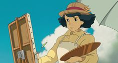 oh-totoro - Posts tagged The Wind Rises Studio Ghibli Films, Art Studio Ghibli, Film Anime, Anime Art, Laurence Anyways, Le Vent Se Leve, Wind Rises, Hayao Miyazaki, Cute Gif