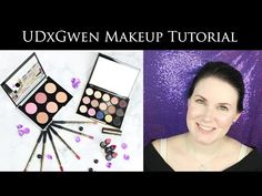 Urban Decay Gwen Stefani Quick and Easy Makeup Tutorial  great for an everyday, effortless and casual look.