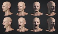 I worked on texture and materials for Malory's head. Hair modeling and costume texture are by my fellow artist Scot Andreason. Malory's head is modeled by Patrick Switzer. Costume is modeled by various artist.