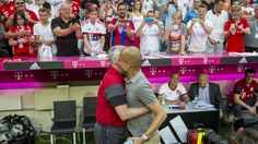 Guardiola 'regretful' over Bayern-Ancelotti parting