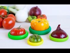 Food Huggers - Silicone Food Savers