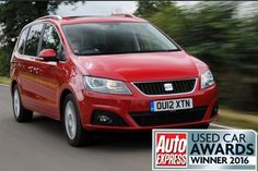 SEAT Alhambra named best used MPV - Jennings Motor Group