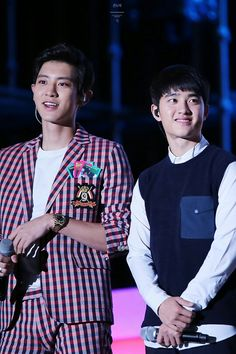 151011 Asia Song Festival - ChanSoo