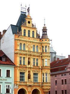 Ceske Budejovice, Czech Republic www.traveltoczech.cz  www.traveltogroup.com