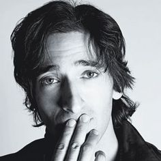 Adrien Brody-I don't know what it is about this guy,he is a good actor and not what you would call the best looking guy but my gawd I think he's sexy.