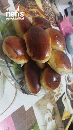 Başka Tarif Aratmayan Poğaça Galette, Pretzel Bites, Superfood, Hot Dog Buns, Bakery, Deserts, Pizza, Bread, Cookies