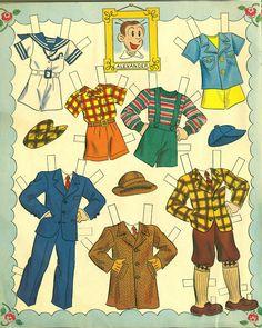 Blondie 1945 - Bobe Green - Álbumes web de Picasa