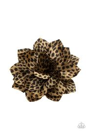 Paparazzi Jewelry Catalog - JewelryBlingThing.com Paparazzi Jewelry Catalog, Paparazzi Accessories, Hair Accessories, Paparazzi Consultant, Black And Brown, Hair Clips, Cheetah Print, Flower Prints, Jewelry Shop