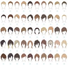 髪型100 [2]