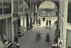 Arcade Letchworth Garden City