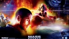 Best game Trilogy Ever. -----> Mass Effect.