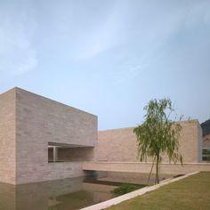 David Chipperfield Architects Liangzhu Culture Museum, Hangzhou, China