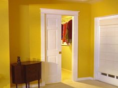 pocket doors | How to Install a Pocket Door : How-To : DIY Network... this is what our closet needs so we can have a sitting area in our room.