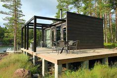 Garden Studio, Tiny House, Glass Houses, Island, Places, Outdoor Decor, Photography, Summer, Home Decor