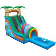 Premier Bounce N Slide Party Rentals - InflatableDirectory.com