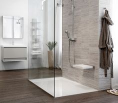 Glacier from WETSTYLE at Interior Design productFIND: Glacier is a CSA-approved and ADA-compliant ZERO-threshold™ shower ...