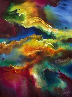 Cosmic Voyage #202 by Jonas Gerard