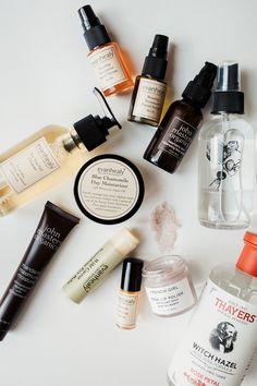 Let's Talk Skin Care | Merfleur #non-toxic #natural #organic #evanhealy #johnmastersorganics