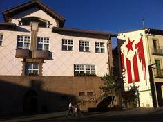 Ajuntament d'Olot / Olot City Town (17/10/12) foto de @pepsantapau