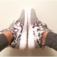 LOVE Nike Roshes! Adorable and comfortable (so I've heard).