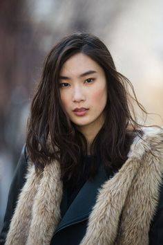 dylan xue//dark brown hair, female, Asian, young adult, adult
