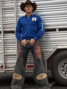 Scott Eastwood... a real cowboy...