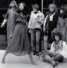 Hippie v Londýne 1997 :-)