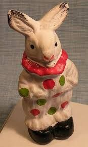 vintage easter candy containers - Google Search