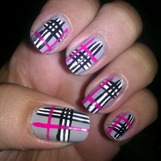 Awesome Zebra Stripe Nail Art Thick Nail Polish Nail Shaped Best Nail Polish For Weak Brittle Nails Chanel Nail Polish Summer 2014 Young Hello Kitty Nail Arts WhiteNail Polish Colour Pinterest \u2022 The World\u0026#39;s Catalog Of Ideas