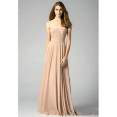 Chiffon Bridesmaid Dresses pst0278