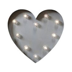 Metal LED Heart Lamp, Multi-Colored (2,415 PHP) ❤ liked on Polyvore featuring home, lighting, fillers, decor, pictures, multi colored light, multi colored lights, multi colored lamps, multicolor light and multi color light