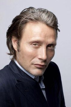 Mads Mikkelsen - Danish actor photographed by Gerard Giaume Nbc Hannibal, Hannibal Lecter, Most Beautiful Man, Beautiful People, Hugh Dancy, Hollywood Actor, Famous Faces, Actors & Actresses, Handsome