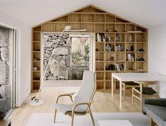 E/C House on Pico Island, Portugal by SAMI-arquitectos | photo © Paulo Catrica. http://www.yatzer.com/ec-house-sami-arquitectos