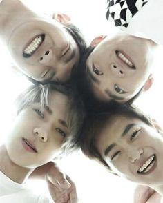 These 4 omg so cuteee! - Admin Tin #EXO #MONSTER #LUCKYONE #EXOLOTTO #LOTTO