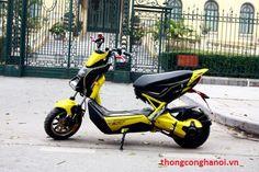 Xe điện bảo vệ môi trường