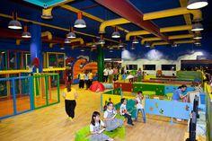 Parque Infantil Bichiños Megapark Los Rosales