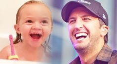 Luke Bryan's Biggest Fan Is The Most Adorable Little Girl, Ever. (Must-See!) (VIDEO)